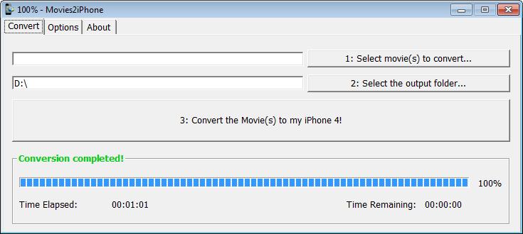POUR WINDOWS MOVIES2IPHONE XP TÉLÉCHARGER